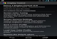 Nexus Display Control (ROOT)