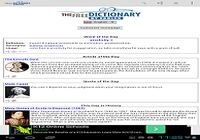 Dictionnaire Mobile