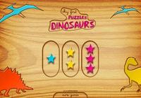 Mes premiers puzzles Dino