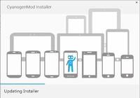 CyanogenMod Installer Mobile