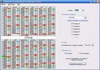 Calendrier Rupture Conventionnelle Excel.Planification Horaire De Travail Iphone Logitheque Com
