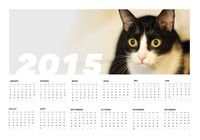 Calendrier 2015 imprimable
