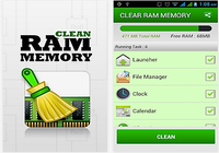 Clean Ram Memory Android