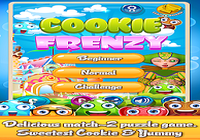 Cookie Frenzy (Cookie Mania)