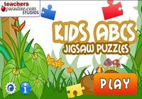 Puzzles Enfants Jigsaw ABC