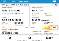 Ski Tracker pour Android