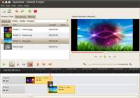 OpenShot Video Editor Linux