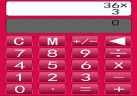 Calculatrice coloré