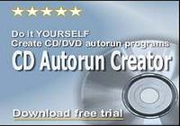 CD Autorun Creator
