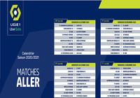 Calendrier Ligue 1 2020 - 2021 PDF