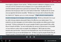 Bible   Français