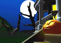 Dark Halloween Night 3D