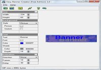 Easy Banner Creator (Free Edition)
