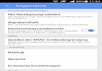 GO SMS Pro German language pac