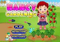 Nancy rêve Jardinage histoire