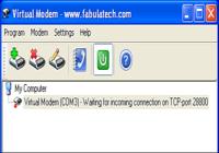 Virtual Modem
