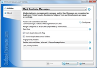 Mark Duplicate Messages in Outlook