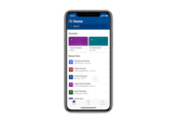 Microsoft Lists iOS