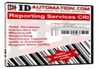 Reporting Services Barcode CRI