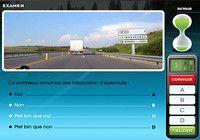Reussir l'examen officiel du code de la route
