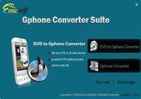 Emicsoft Série de Gphone Convertisseur