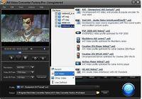 AVI Video Converter Factory Pro
