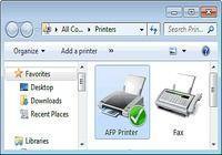 AFP Printer