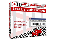 IDAutomation Java Barcode Package