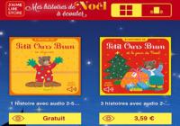 Mes histoires de Noël à lire et à écouter iOS