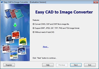 Easy CAD to Image Converter