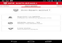 SFR Anti-spam  (SMS et Appels)