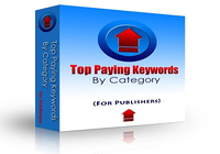 Top Paying Keywords (by category)