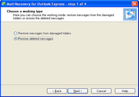 Mail Recovery for Outlook Express