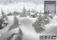 Snow Dance 3D Screensaver