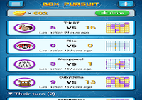 Box Pursuit Question Quiz Pro