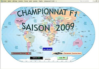 Championnat F1 2009