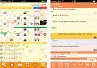 Jorte Calendrier iOS