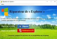 Réparation de l'Explorer