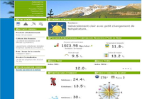 Weather Agent Monitor WEB