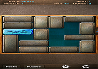 Blue Block (Unblock game)