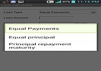 Calculatrice de prêt (tranche)
