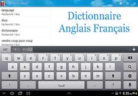 Dictionnaire Anglais Français