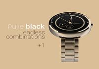 Pujie Black - Wear Watch Face