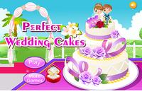 Mariage parfait gâteau HD