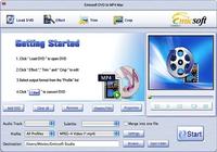 Emicsoft DVD en MP4 Convertisseur pour Mac