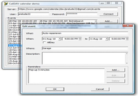 CalDAV Calendar Delphi Component