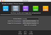 Archiver Mac