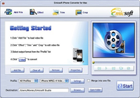 Emicsoft iPhone Convertisseur pour Mac