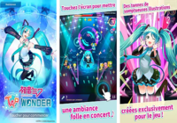 Hatsune Miku - Tap Wonder iOS