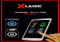 X-Laser Pointeur Mobile
